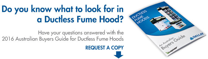 2016 Buyers Guide for Ductless Fume Hoods