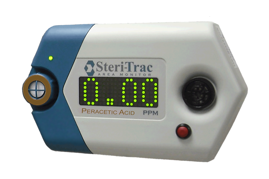 Chemical Air Monitoring for Peracetic Acid (PPA)